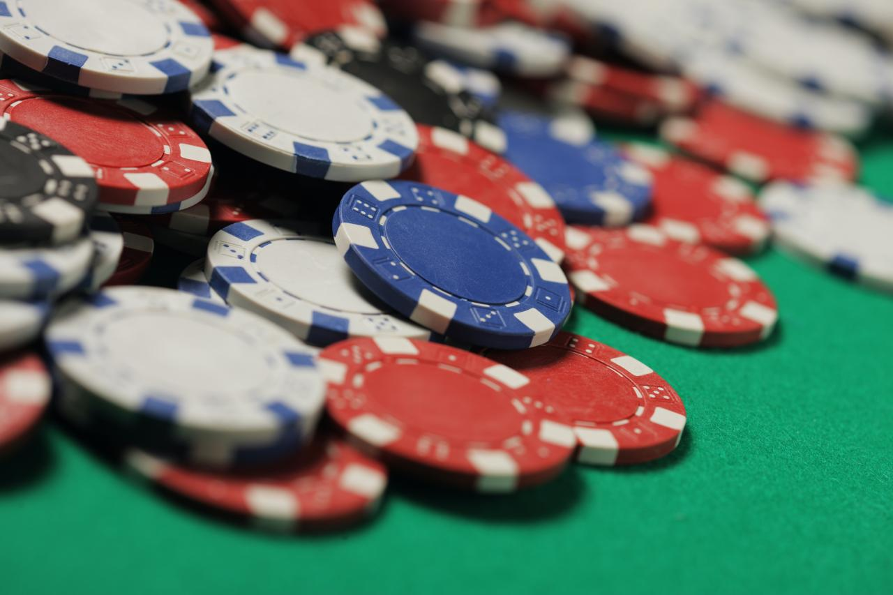 There are times in a game of poker when cheating doesn't mean breaking the rules